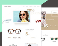 Warby Parker : Redesign