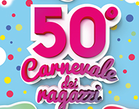 Carnival party - Poster design