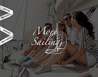More Sailing | Website