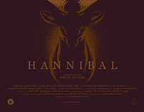 HANNIBAL For Poster Posse