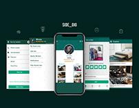 Side Gigs App UI Design