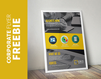 Corporate Flyer (FREEBIE)