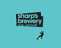 Sharp's Brewery Rebrand I
