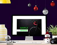 Lifestyle Blog   Agency Layout   Onepage design