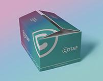 Cotap package design