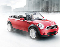 Mini Cooper Winter Cab