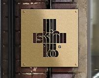 'SKIN LAB+' Cosmetic Brand Identity design