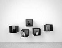 wall cabinet OBLI