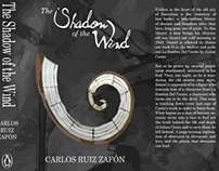 """""""The Shadow of the Wind"""" Book Cover"""