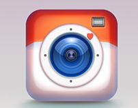 Love Camera - Mobile App
