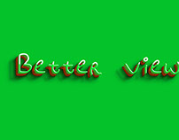 Better View Text Effects