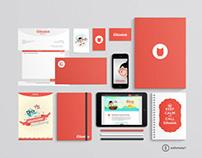 Attendesk . Branding & Character Design