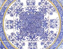 Vase Circle / Círculo das Jarras