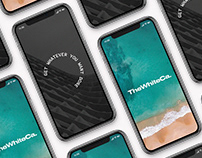 TheWhiteCa - Brand Identity