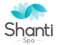 Logo - Shanti Spa