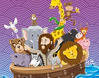 Ilustraciones bíblicas para niños