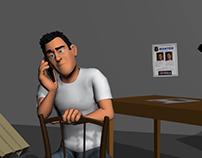 Demo Reel 2014 (Animación)