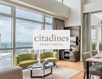 Citadines - Web Banners