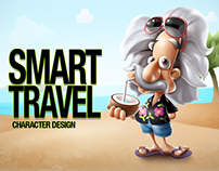 Smart Travel - Character Design
