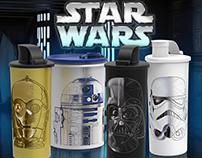 Linha Star Wars 2016 Tupperware