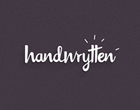 Handwrytten Brand and Video