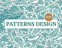 Patterns design 2018 Vol. 1