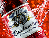 Budweiser Beer by Paolo Vega