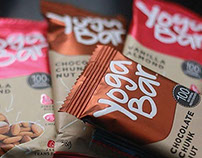 YogaBar - Snack Bar Redesign