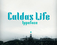 Caldas Life - Free Typeface