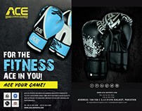 ACE BOXING FITNESS EQUIPMENT