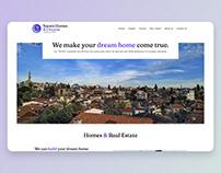 NaomiHomes & Dreams– webpage build