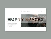 [Exploration] 61/365 - Empty