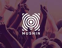 MUSHIN - Branding
