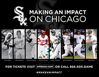 Chicago White Sox 2013 Advertising Campaign