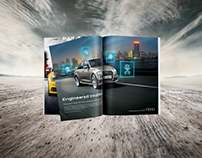 Audi A6 Launch DPS 2015