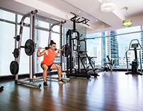 Gym Sortis Hotel Spa and Casino