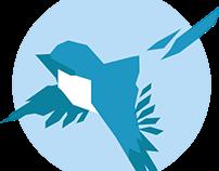 Blue Sparrow Logo