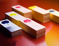 Dynamic Creative Business Card by Gild Studio, China