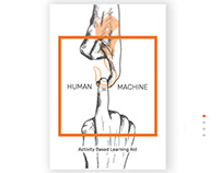 Human Machine- Activity based learning Aid.