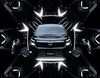 Toyota All New Voxy 2017