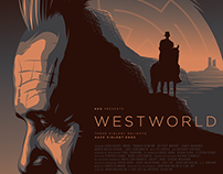 WESTWORLD for Poster Posse