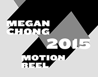 Motion Graphics Reel 2015