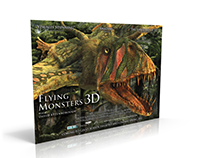 BAFTA Winning Flying Monsters 3D w/David Attenborough