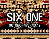 ESTAMPA SIX ONE - OUTONO-INVERNO 19