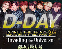 Infinite Philippines 3G (re-layout)