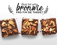 Infográfico - Receita Brownie