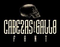 Cabezas de Gallo Font