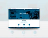 Clinica del Dente - Website