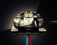 2019 Peugeot LMP