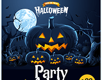 Inspiring Halloween Party for Adults